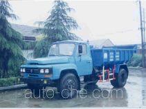 皇冠牌WZJ5100ZWXT型污泥自卸车