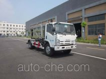 Huangguan WZJ5100ZXXE4 detachable body garbage truck