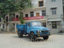 Huangguan WZJ5105ZWX sludge dump truck