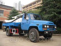 Huangguan WZJ5106GXE suction truck