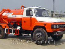 皇冠牌WZJ5106GXW型吸污车