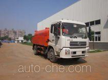 Huangguan WZJ5120GQXE4 street sprinkler truck