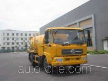 Huangguan WZJ5120GQXE5 street sprinkler truck