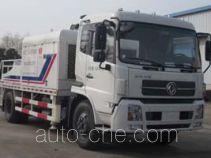 Huangguan WZJ5120THB truck mounted concrete pump