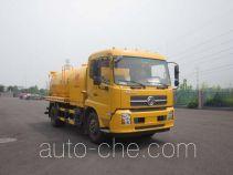Huangguan WZJ5122GQXE5 street sprinkler truck