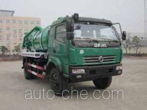 皇冠牌WZJ5123GXW型吸污车