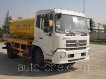 Huangguan WZJ5124GQX street sprinkler truck