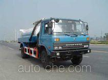 Huangguan WZJ5140GXE suction truck