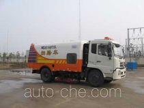 Huangguan WZJ5160TSL street sweeper truck