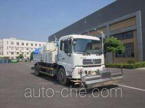 Huangguan WZJ5163GQXE5 street sprinkler truck