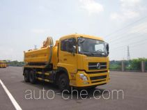 Huangguan WZJ5252GQWE5 sewer flusher and suction truck