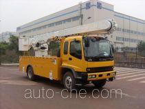 Kowloon WZL5140DGKZ aerial work platform truck