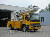 Kowloon WZL5140JGKH aerial work platform truck