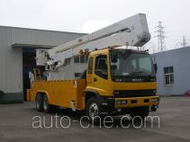 Kowloon WZL5200JGK aerial work platform truck