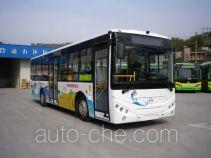 五洲龙牌WZL6100EVG型纯电动城市客车