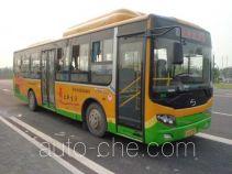 五洲龙牌WZL6101PHEVGEG4型混合动力城市客车