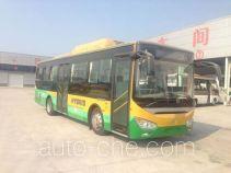 五洲龙牌WZL6101PHEVGEG5型混合动力城市客车