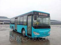 五洲龙牌WZL6102PHEVDEG4型混合动力城市客车