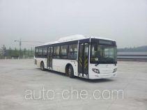 五洲龙牌WZL6123PHEVGEG4型混合动力城市客车