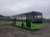 五洲龙牌WZL6123PHEVGEG5型混合动力城市客车