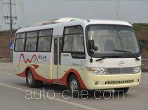 五洲龙牌WZL6750NAT5型客车