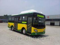 五洲龙牌WZL6760NG5型城市客车