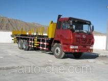 金龙牌XAT5245TGH型管杆回收作业车