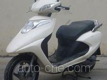 新本牌XB110T型踏板车
