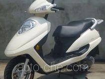 新本牌XB125T-7型踏板车