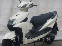 新本牌XB125T-8型踏板车