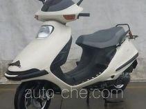 新本牌XB125T-9型踏板车
