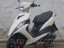 新本牌XB125T-A型踏板车