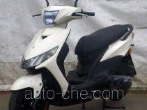 新本牌XB125T-D型踏板车