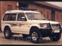 八达牌XB5026XJHL型救护车