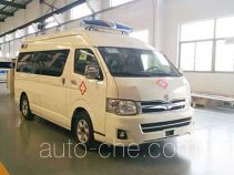 西北牌XB5030XJH5型救护车