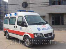 八达牌XB5030XJHSC-M型救护车
