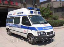 八达牌XB5031XJHL-H型救护车