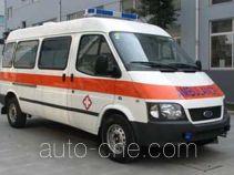 八达牌XB5033XJHL4-M型救护车