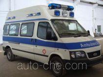 八达牌XB5031XJHLC-H型救护车