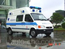 八达牌XB5031XJHLS型救护车
