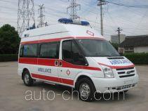 Xibei XB5034XJHXJHLC-H4 автомобиль скорой медицинской помощи