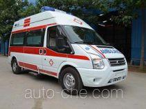 西北牌XB5034XJHXJHLC-H4型救护车