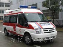 Xibei XB5036XJHV3 автомобиль скорой медицинской помощи