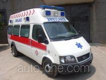 八达牌XB5040XJHLC-H型救护车