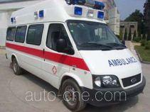 八达牌XB5040XJHLC3-H型救护车