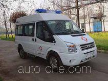 Xibei XB5041XJH5L ambulance