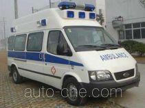 八达牌XB5041XJHLC3-H型救护车