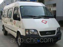 八达牌XB5041XJHLC3-M型救护车