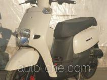 新本牌XB50QT-5型轻便踏板车