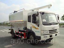 百勤牌XBQ5120GSLB型电动绞龙散装饲料车